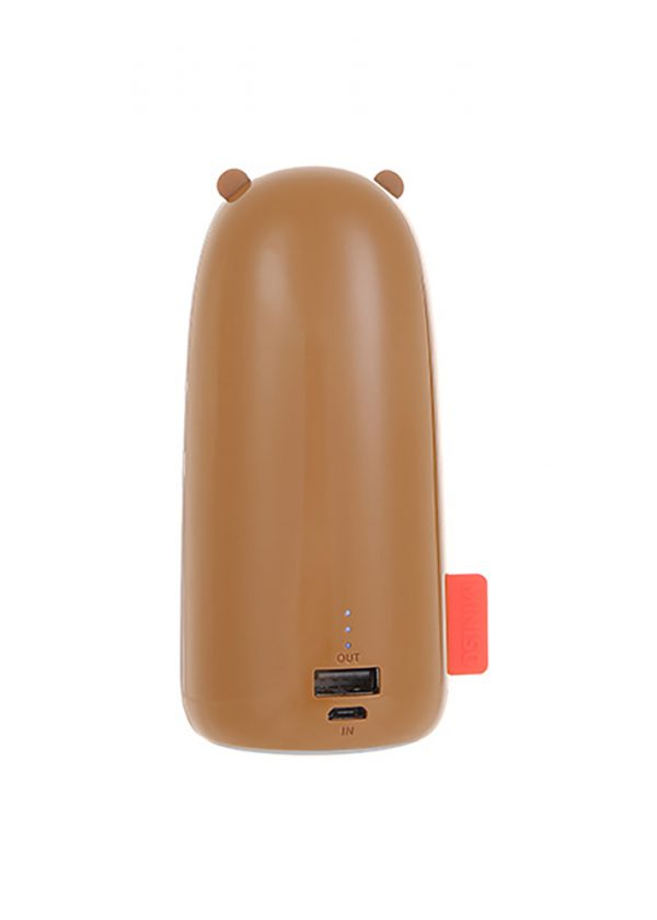 Power Bank Grizzly 2.1Α (1 θύρα usb ) 2